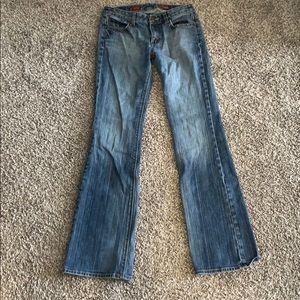 Women's Express Bootcut Jeans - Size 4